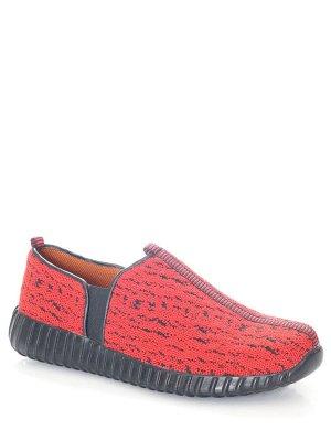 Кроссовки Страна производитель: Китай Вид обуви: Кроссовки Пол: Женский Цвет: Красный Материал верха: Текстиль Сезон: Весна/осень Полнота обуви: Тип «F» или «Fx» Размер женской обуви: 36, 36, 37, 38,