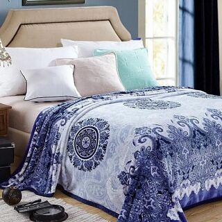 Анита 19 текстиль - Новые яркие принты+ распродажа!  — Пледы Велсофт — Пледы
