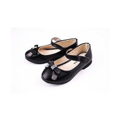 РАДУГА-ДЕТИ Мега-детская за-ку-п-ка! Скидки на ура!💥💥💥 — Девочкам-Школьные туфли — Туфли
