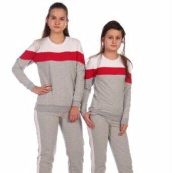 ◈ ДАМ*ИТ ◈ трикотаж для всей семьи — Трикотаж для подростков_костюмы — Одежда