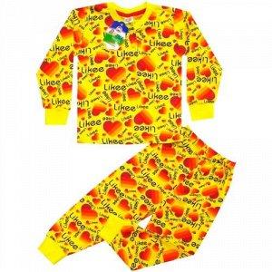Пижама для девочки 3-7 BONU, B0233