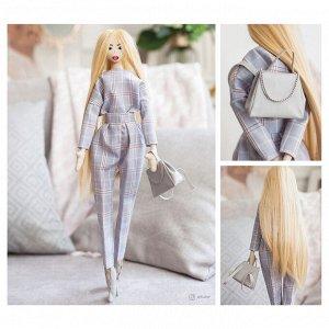 Мягкая кукла «Никки», набор для шитья 22,4 ? 5,2 ? 15,6 см