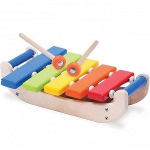 Деревянная игрушка «Ксилофон»