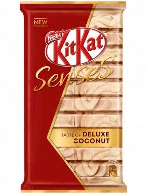 KITKAT Senses Deluxe Coconut 8x112г