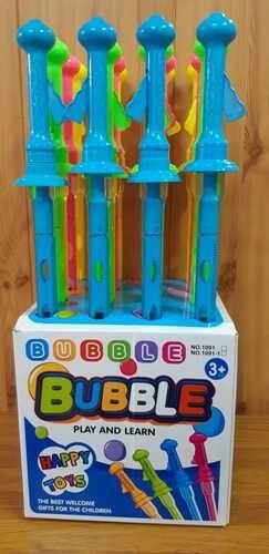 Мыльные пузыри 57 см в уп 16шт