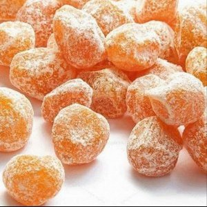 Кумкват в сахарной пудре (мандарин)