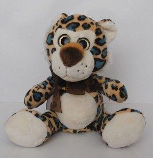 Интерактивная мягкая игрушка-повторюшка Леопард