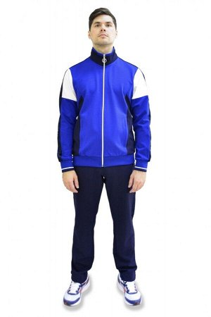 M05320G-NN192 Костюм спортивный мужской (синий), XL, шт
