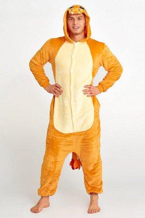 Пижама-кигуруми Чармандер. Производитель: BearWear