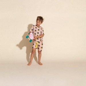 Детская пижама Ролики.