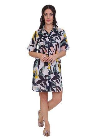 Рубашка-туника Mahala Цвет: Мультиколор. Производитель: Ганг