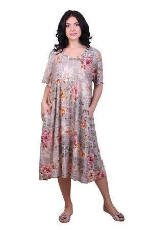 Платье Darien Цвет: Мультиколор (48-54). Производитель: Ганг