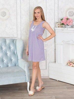 Ночная сорочка Blair Цвет: Фиолетовый. Производитель: Адель