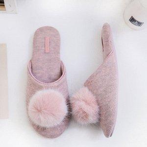 Тапочки Фантазия Цвет: Розовый. Производитель: Halluci