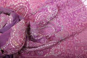 Палантин с вышивкой Elba (70х190 см)
