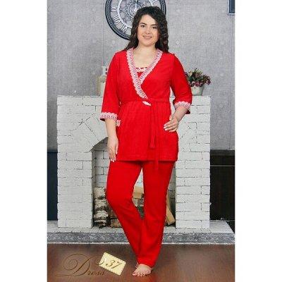DRESS37 - доверяем трикотажу! От 42 до 66 размеров! — Пижамы — Сорочки и пижамы