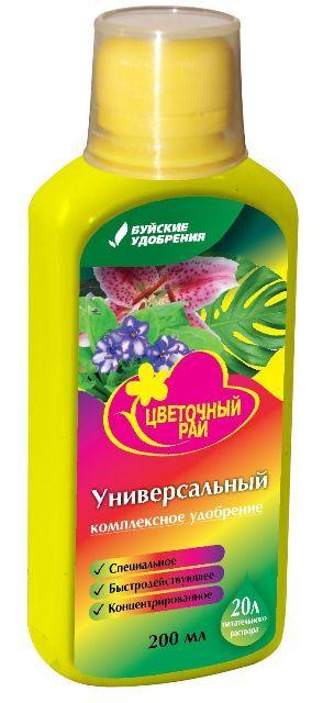 Уд БХЗ Цветочный рай Универсальное 0,2л