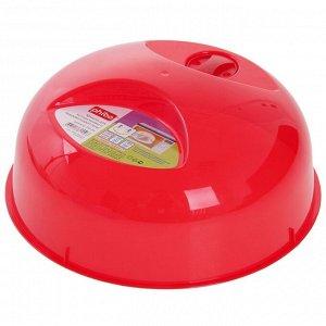 Крышка для продуктов phibo, d=23 см, цвета МИКС