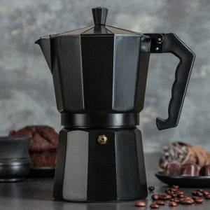 Кофеварка гейзерная, на 9 чашек