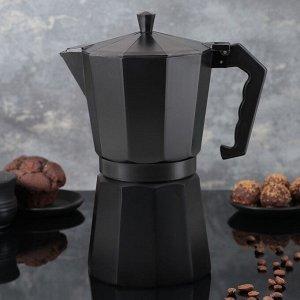 Кофеварка гейзерная, на 12 чашек