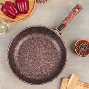 Сковорода Granit ultra, d=28 cм, со съемной ручкой, антипригарное покрытие