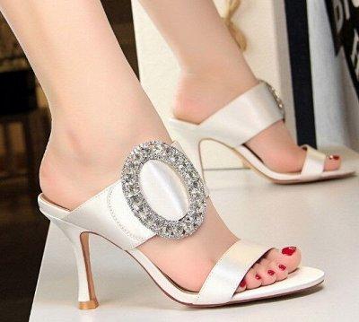 🌺Платья, сарафаны и классные туфли 🌺 — Босоножки — На каблуке