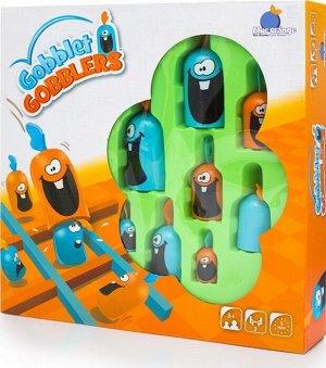 "Настольная игра ""Гобблет для детей (Gobblet gobblers) арт. 092015"""