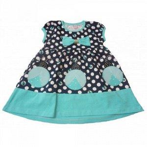 9009-1 Платье для девочек Baby Pink