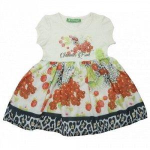 2002-023 Платье для девочек Cichlid