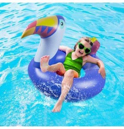 Лето только для детей! Одежда, обувь, летний инвентарь! — Круги, бассейны, матрасы — Другое