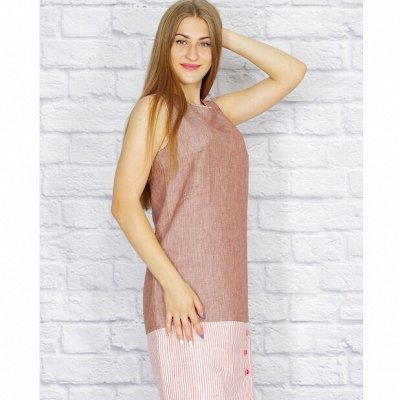 Палитра-115⭐Трикотаж для всей семьи❗️Текстиль для дома❗️ — Платья — Повседневные платья
