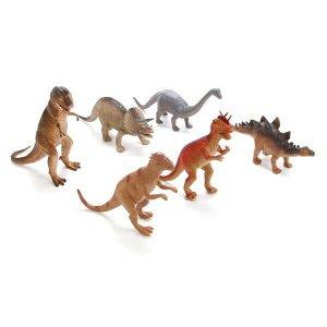 """Dbc160716 динозавры """"играем вместе"""" 6 асс. 8-12"""" с хэнтэгом"""