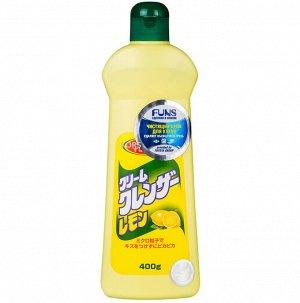 537450 DAIICHI ЛИМОН кремообразное чистящее ср-во для кухни 400г/24