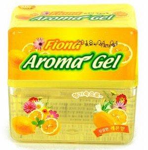 132023 HAPPYROOM Ароматизатор гелевый (лимон) 100 г/50