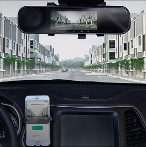 Умное зеркало заднего вида Xiaomi Mi Smart Rearview Mirror Recorder