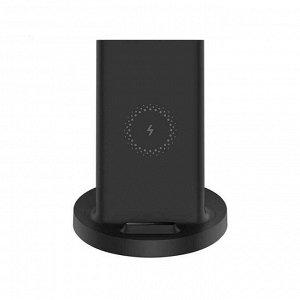 Беспроводное зарядное устройство Xiaomi 20W Vertical Wireless Charger Stand WPC02ZM