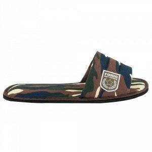 Обувь мужская домашняя Forio, тапочки