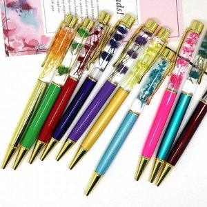 Ручка с цветком
