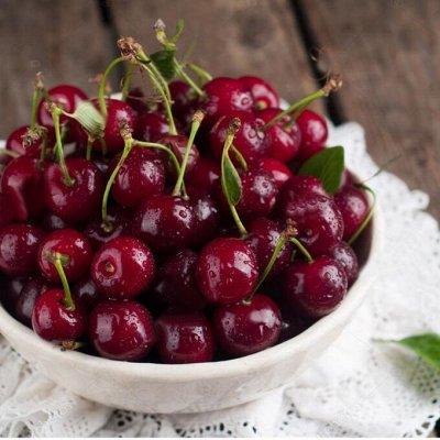 Быстрая доставка! Натуральные Свежие Фермерские продукты — Вкусная СВЕЖАЯ ЧЕРЕШНЯ. 100% Узбекистан — Ягоды