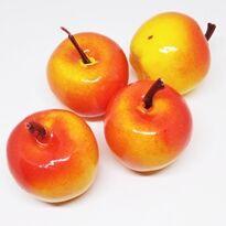 Яблоко Желтое с красным