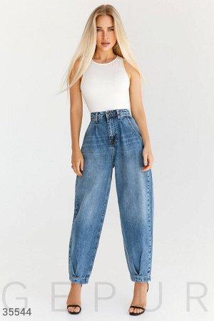 Стильные джинсы slouchy