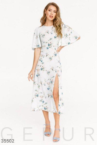 GEPUR женская одежда 🌺 весна-лето 2021 — платья средней длины… — Повседневные платья