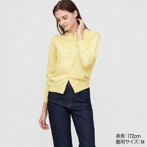 UNIQLO №8-популярный бренд японской одежды! Акции!Рассрочка! — Женские свитера,кофты,водолазки,кардиганы — Кофты и кардиганы