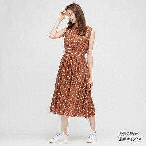 UNIQLO №8-популярный бренд японской одежды! Акции!Рассрочка! — Женские платья — Платья