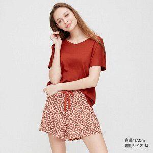 UNIQLO №8-популярный бренд японской одежды! Акции!Рассрочка! — Женские пижамы — Одежда для дома