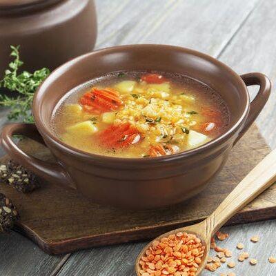 Специи для любых блюд и для засолки Инвентарь для кухни — Супы. Пюре — Для первых блюд