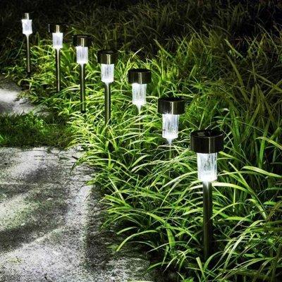 Для садоводов и огородников-10.✔Всё нужное для дачи! — Освещение д/сада, вазоны и подставки д/цветов, декор — Садовое освещение