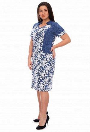 Платье М 496
