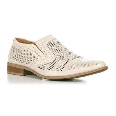 Большая ликвидация обуви и одежды! Все от 300 руб! — мужские туфли — Кожаные