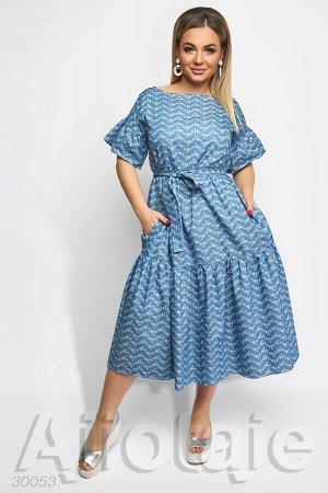 Платье - 30053